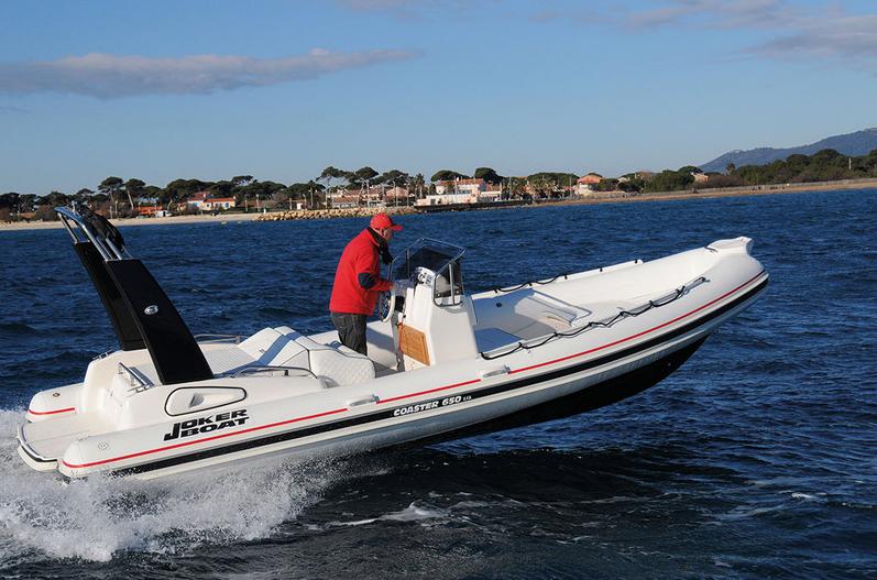 Jokerboat Coaster 650 EFB