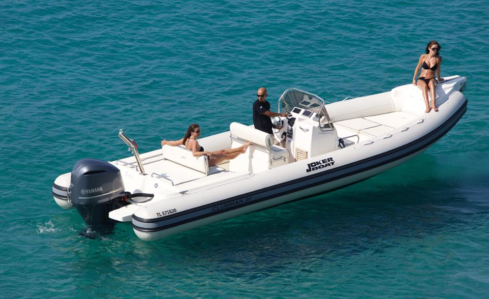 Jokerboat Clubman 26′