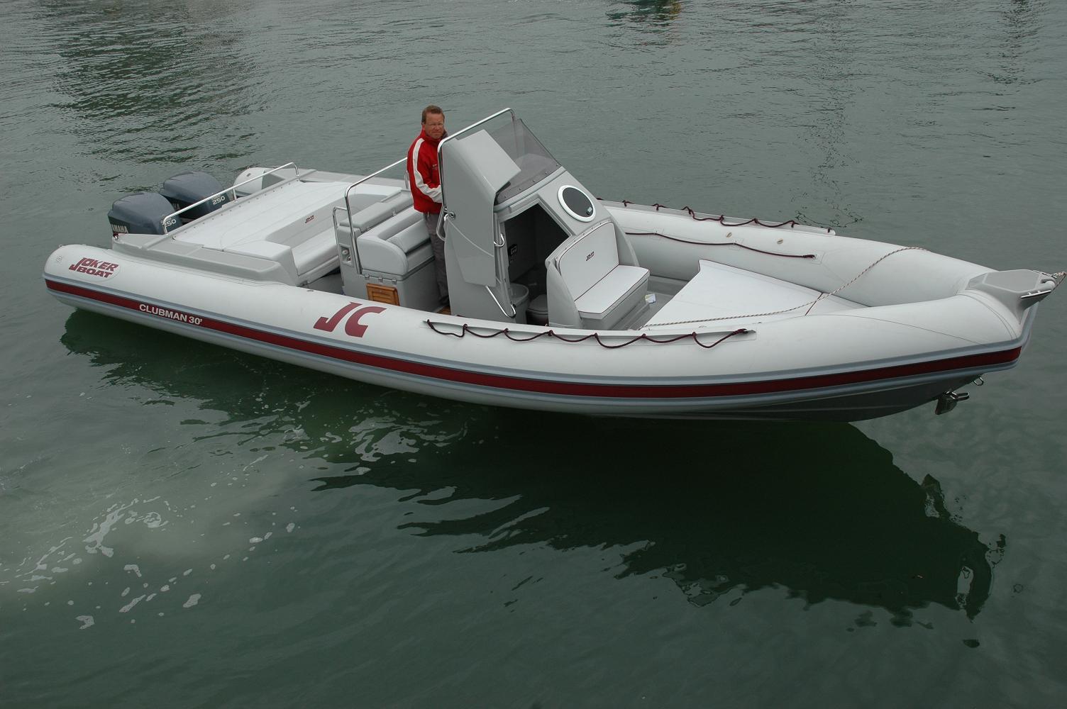 Jokerboat Clubman 30′