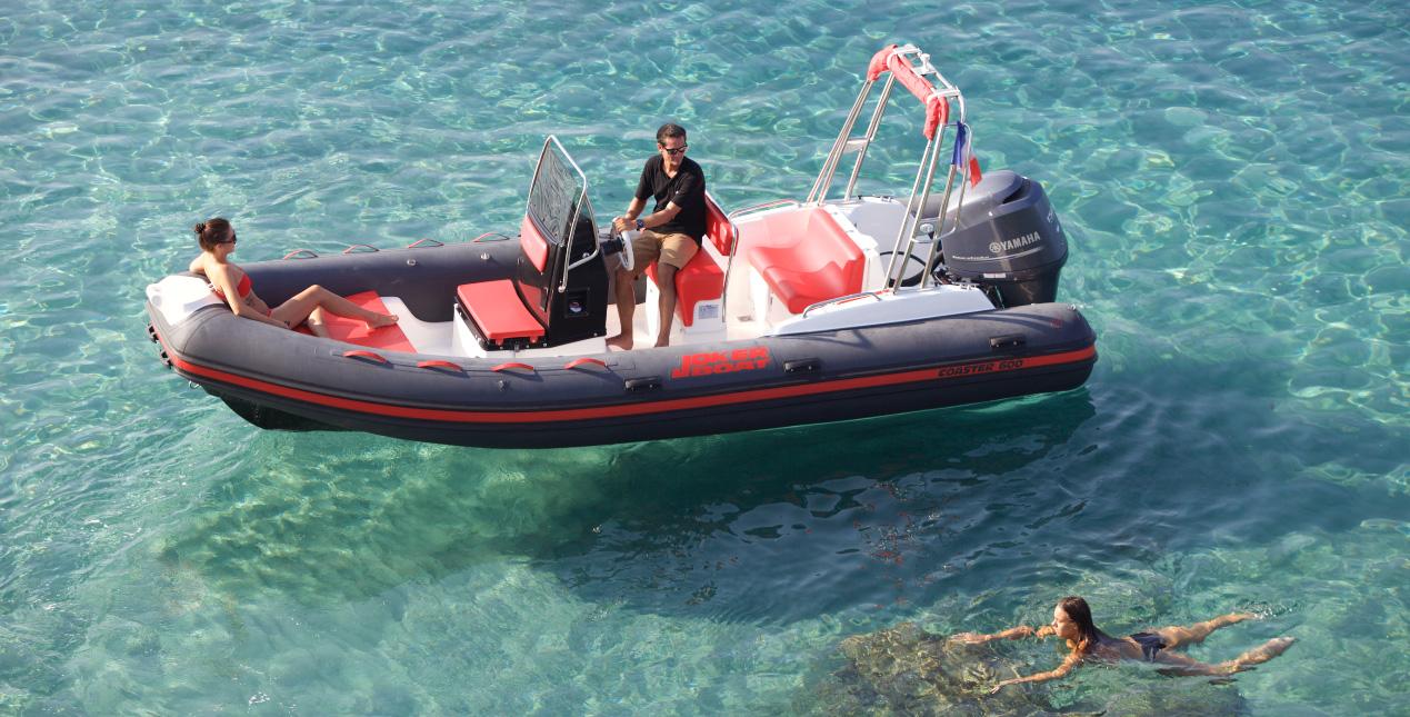 Jokerboat Coaster 600