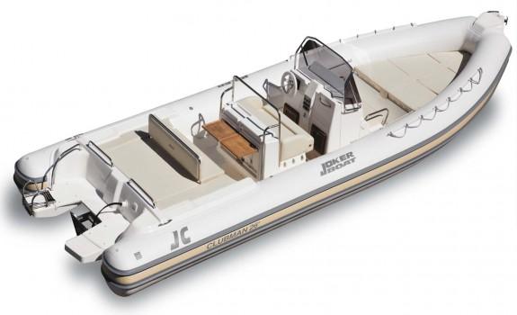 Jokerboat Clubman 26′ Special