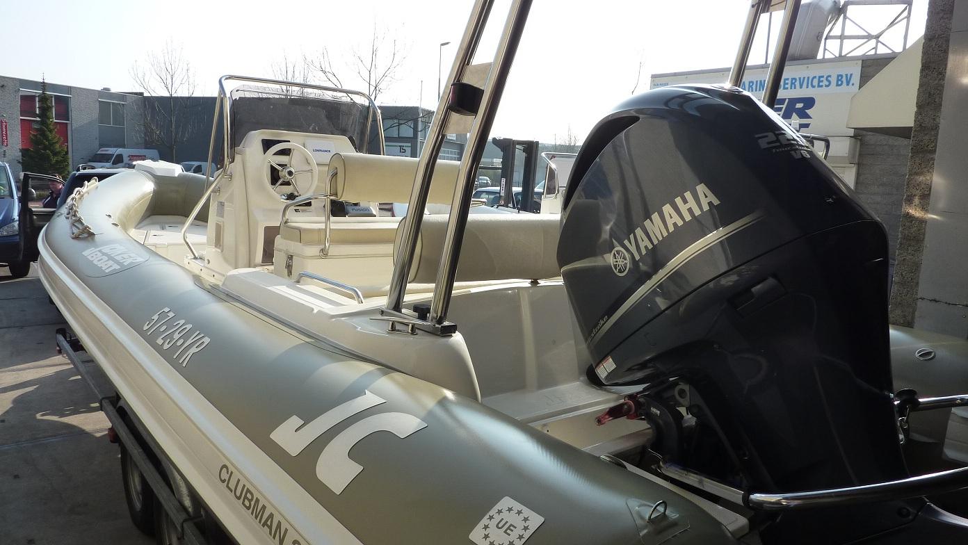 Jokerboat Clubman 23′