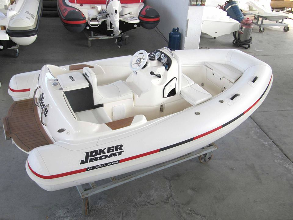Jokerboat Jet Tender2