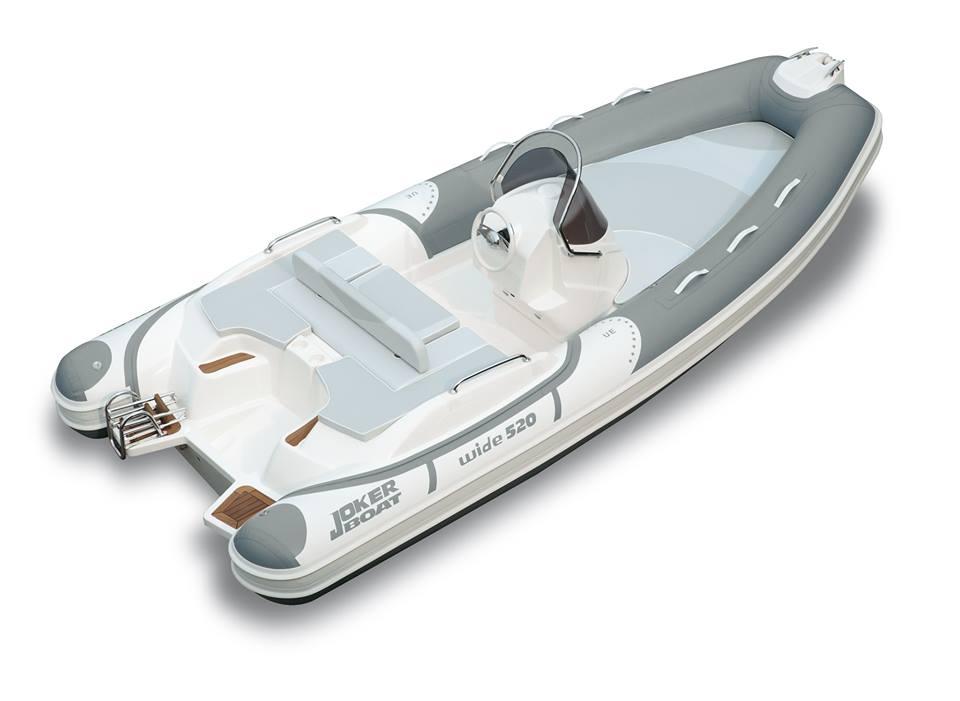 Jokerboat wide 520