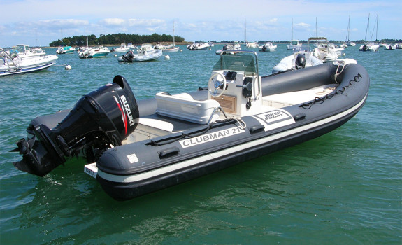 Jokerboat Clubman 21′