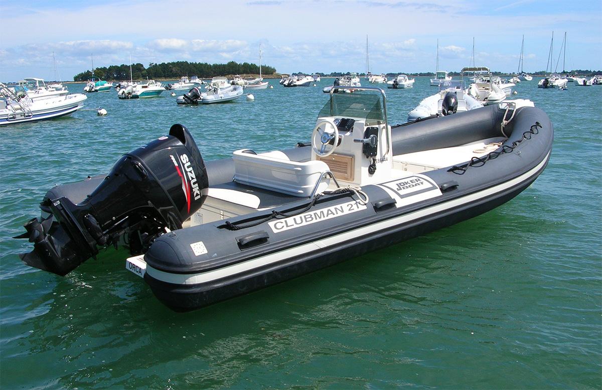 Jokerboat Clubman 21′