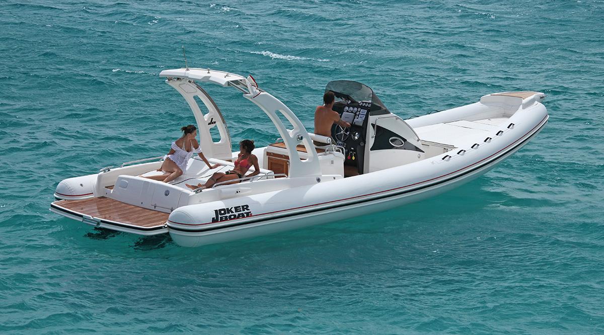Jokerboat Mainstream 33′ EFB