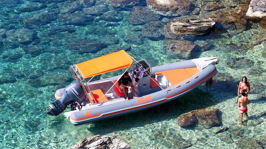 Jokerboat Clubman 22′