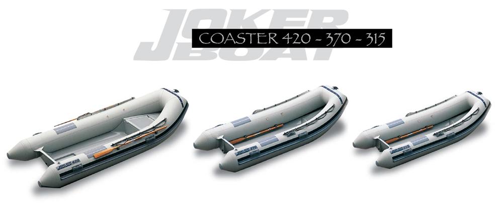 Coaster 420 / 370 / 315