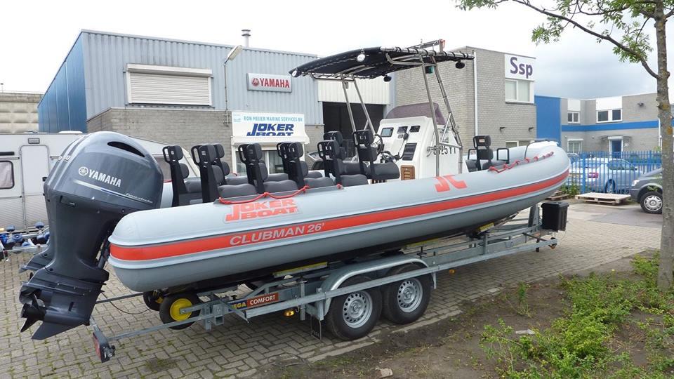 Jokerboat 26ft.
